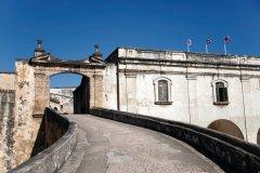 Fuerte San Cristobal. (© iStockphoto.com/TexPhoto)