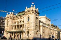 Théâtre national de Belgrade. (© Leonid Andronov - Shutterstock.com)