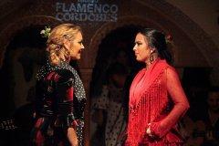 Représentation de flamenco avec Belén López et Sara Barrero. (© TABLAO CORDOBÉS)