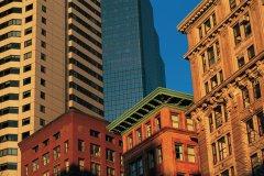 Immeubles de Boston. (© Tom Pepeira - Iconotec)