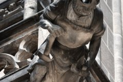 Gargouille de la cathédrale Saint-Guy. (© Zebra0209 - Shutterstock.com)