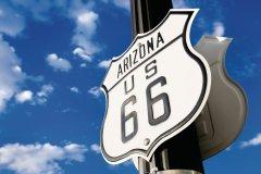 Côte Ouest des Etats-Unis : Route 66. - Moxduul - Fotolia