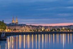 Panorama des quais de Bordeaux. (© Leonid Andronov - iStockphoto)
