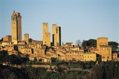 San Giminiano. (© Eric Martin - Iconotec)