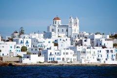 Naoussa, sur l'île de Paros. (© Tepic - iStockphoto)