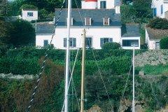 Port et phare de Doélan (© TONY CARDWELL - ICONOTEC)