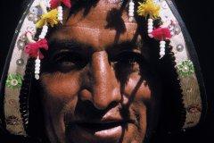 Portrait d'une bolivienne. (© Thierry Lauzun - Iconotec)
