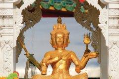 Temple chinois du grand bouddha de Pattaya. (© iStockphoto.com/simongurney)