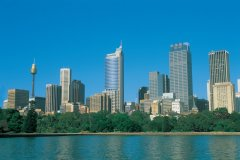 Skyline de Sydney. (© Alamer - Iconotec)