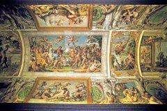 Palazzo Farnèse, peintures d'Annibal Carrache. (© Alfredo VENTURI - Iconotec)