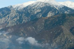 Vue depuis le col de Mantet (© YVANN K - FOTOLIA)