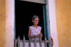 Habitante de Trinidad. (© Author's Image)