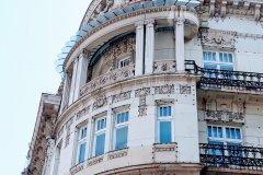 Architecture de Belgrade. (© Alex VUCKOVIC)