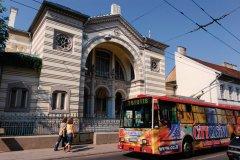 La synagogue chorale de Vilnius située rue Pylimo. (© Serge OLIVIER - Author's Image)