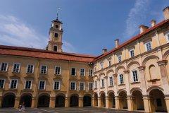 Université de Vilnius. (© Serge OLIVIER - Author's Image)
