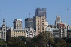 Skyline du quartier du Centro (© Stéphan SZEREMETA)