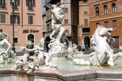Piazza Navona. (© Stéphan SZEREMETA)
