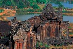 Site du Vat Phou. (© Hugo Canabi - Iconotec)