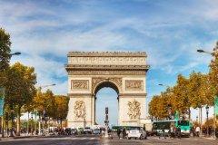 Arc de Triomphe. (© photo.ua - Shutterstock.com)