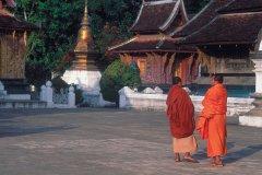 Vat Xieng Thong, le monastère de la ville dorée. (© Eric Martin - Iconotec)