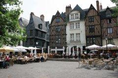 Place Plumereau - Tours (© Bobroy20 - Fotolia)