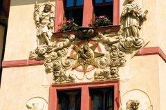 Façade d'un hôtel du quartier Staré Město. (© Author's Image)