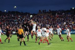 Rugby à Ravenhill Grounds (© Belfast Visitor & Convention Bureau)