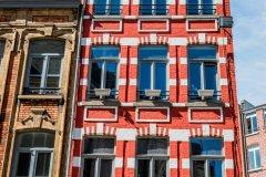 Façade typique lilloise, Vieux-Lille. (© MangAllyPop@ER - Fotolia)