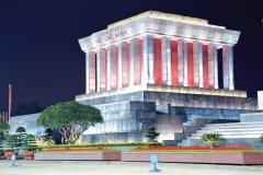 Mausolée du Président Hô Chi Minh. (© alxpin)