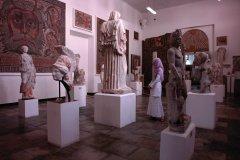La salle des marbres au Musée national des Antiquités. (© Sébastien CAILLEUX)