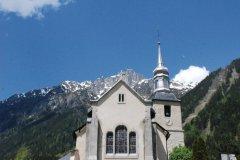 L'église Saint-Michel de Chamonix-Mont-Blanc (© Gloriette - Fotolia)