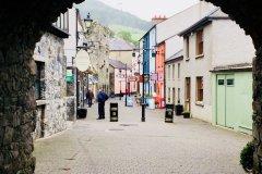 Carlingford, village médiéval haut en couleur (comté de Louth). (© Muriel PARENT)