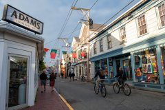 Rue commerçante de Provincetown. (© Rolf_52 / Shutterstock.com)