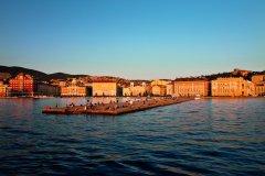 Il Molo Audace, Trieste. (© Anja_Cop)