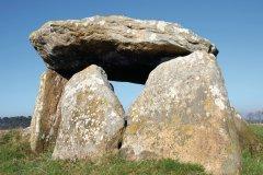 Dolmen de Mein Goarec à Plaudren (© Richard Villalon - Fotolia)