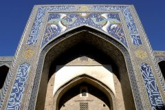 Madrasa Nadir-Divanbeg. (© Jeff Jones - Iconotec)