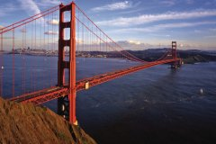 Golden Gate Bridge. (© Mike NORTON - Fotolia)