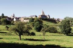 Village de Bénévent-l'Abbaye (© Florent RECLUS - Author's Image)