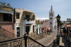 Calle Hostos dans la zone coloniale. (© Irène ALASTRUEY - Author's Image)