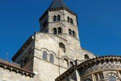 La basilique Notre-Dame-du-Port (© BERNARD 63 - FOTOLIA)