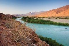 Rivière Kunene. (© Medaacek - iStockphoto)