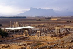 Les ruines de Persepolis. (© Valeri_shanin - iStockphoto)