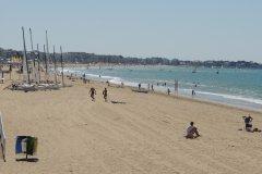 La grande plage de La Baule. (© Isabelle LEDOUX)