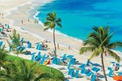 Plage de Cove à l'Atlantis Resort. (© Pietro Canali)