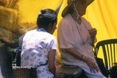 Sur un stand du marché de Querétaro. (© Sylvie LIGON)