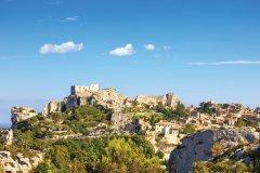Village des Baux-de-Provence. (© StevanZZ - iStockphoto)