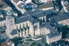 Église gothique de Remiremont (© ERWAN LE PRUNNEC - ICONOTEC)