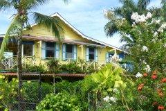 Maison typique caribéenne à Bocas. (© Nicolas LHULLIER)