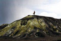 Au pied du volcan Tavurvur. (© Philippe Gigliotti)