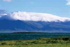 Seljtarnarnes, vue sur l'Esja. (© Author's Image)